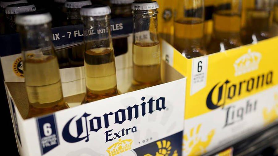 gigante do alcool pretende lancar bebida com maconha Gigante do álcool pretende lançar bebida com maconha