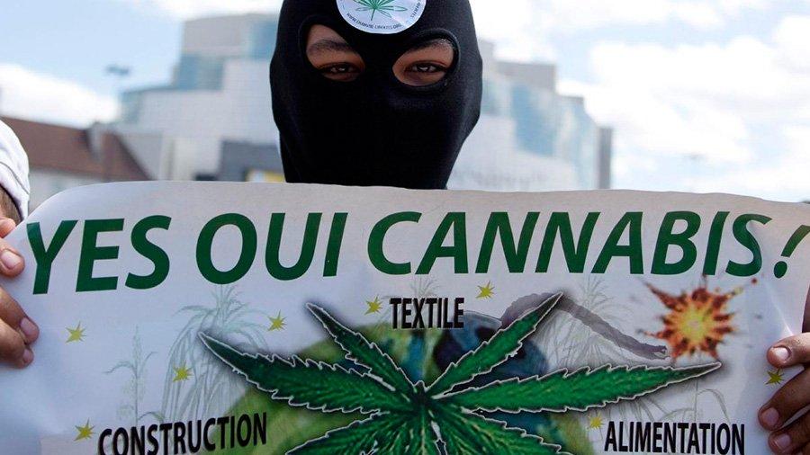 marcha da maconha franca paris smokebuddies Assembleia da França debaterá regulamentação e impacto de diferentes usos da cannabis