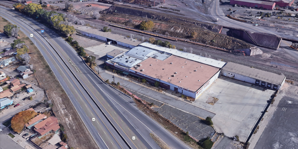 for many years the 104000 square foot plant at 1900 south freeway was used for bottling pepsi products but the soda company like the steel industry left pueblo county 1024x512 Um dia da Pepsi outro da maconha