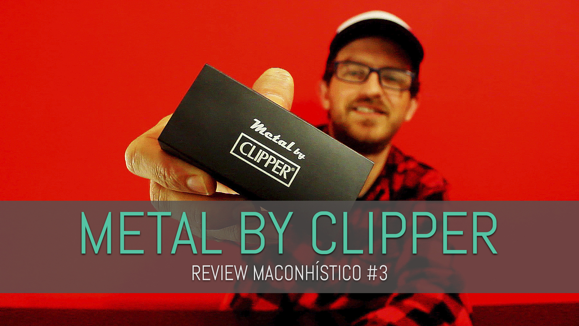 CAPA METAL BY CLIPPER REVIEW MACONHÍSTICO 3 METAL BY CLIPPER | REVIEW MACONHÍSTICO #3