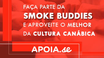 smokebuddies apoiase Programa Kush 5 + Smoke Buddies Podcast