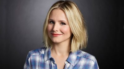 kristen bell 400x225 Atriz de The Good Place surpreende internautas ao revelar que fuma maconha