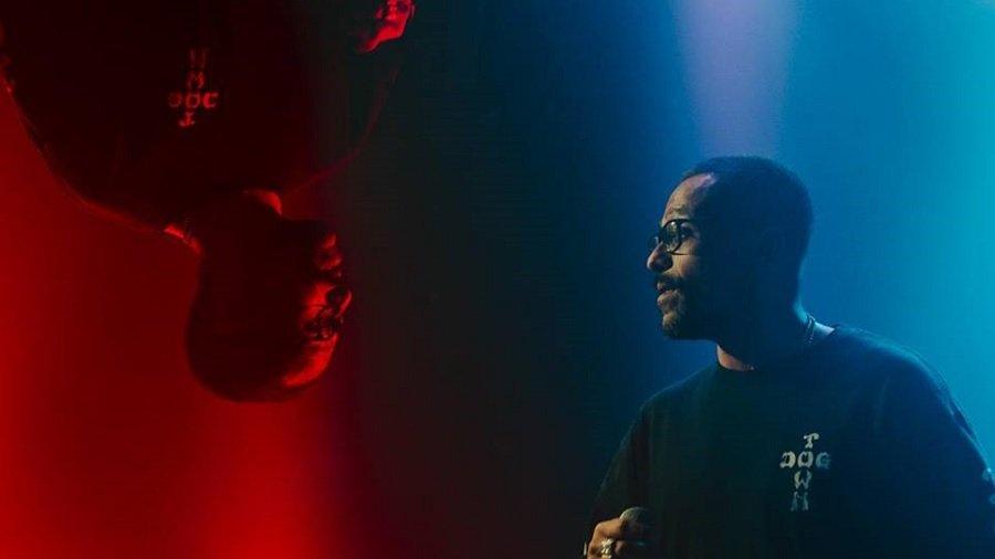 black alien Black Alien e as drogas: Quando o hip hop ensina