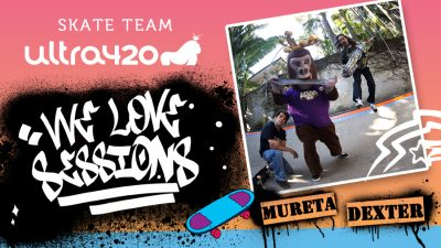 blog 400x225 We love sessions: conheça o Ultra420 Skate Team