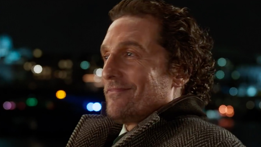 matthew mcconaughey Matthew McConaughey interpreta chefão da maconha em The Gentlemen