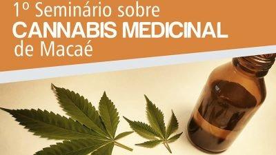 seminario cannabis medicinal macae 400x225 Prefeitura de Macaé (RJ) promove primeiro debate sobre uso medicinal da maconha