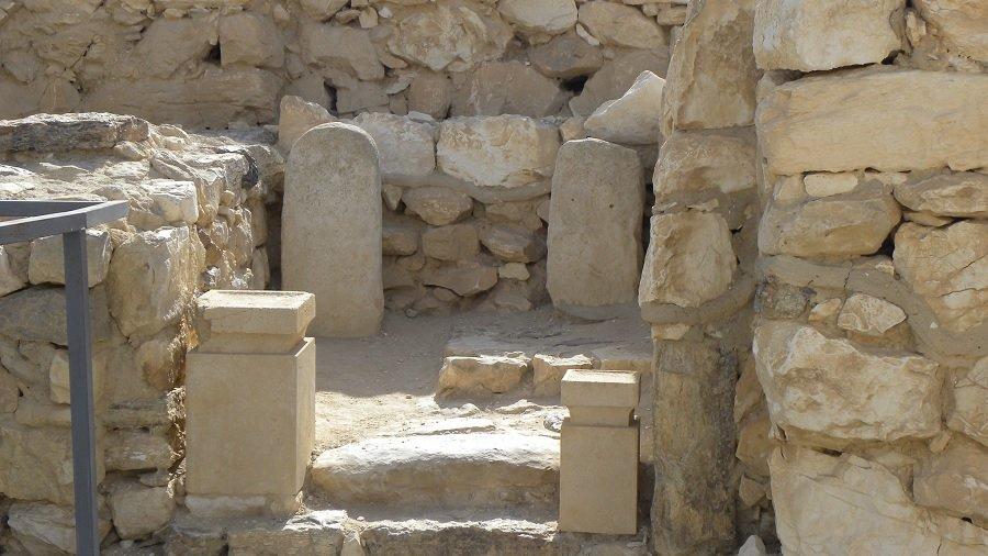 tel arad beersheba Cannabis e incenso são encontrados em altares de região bíblica em Israel