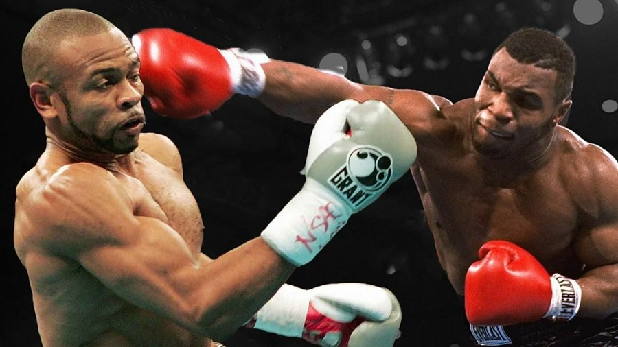 roy jones mike tyson Mike Tyson vs. Roy Jones Jr. terá maconha liberada